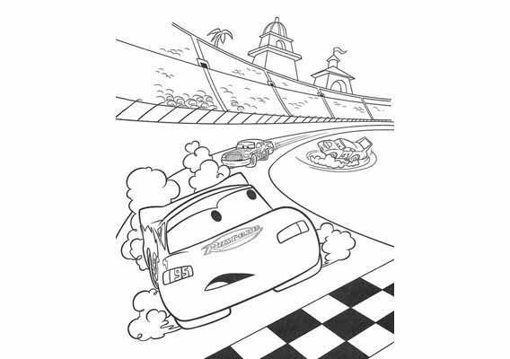 cars 66 cup coloring pages - photo#14